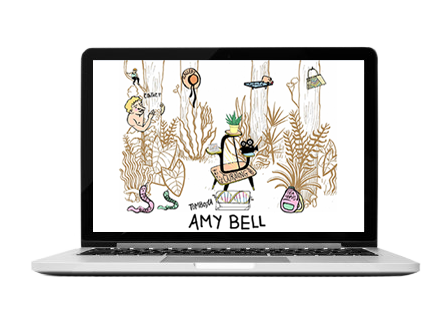 amy bell website