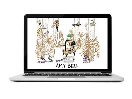 amy bell website